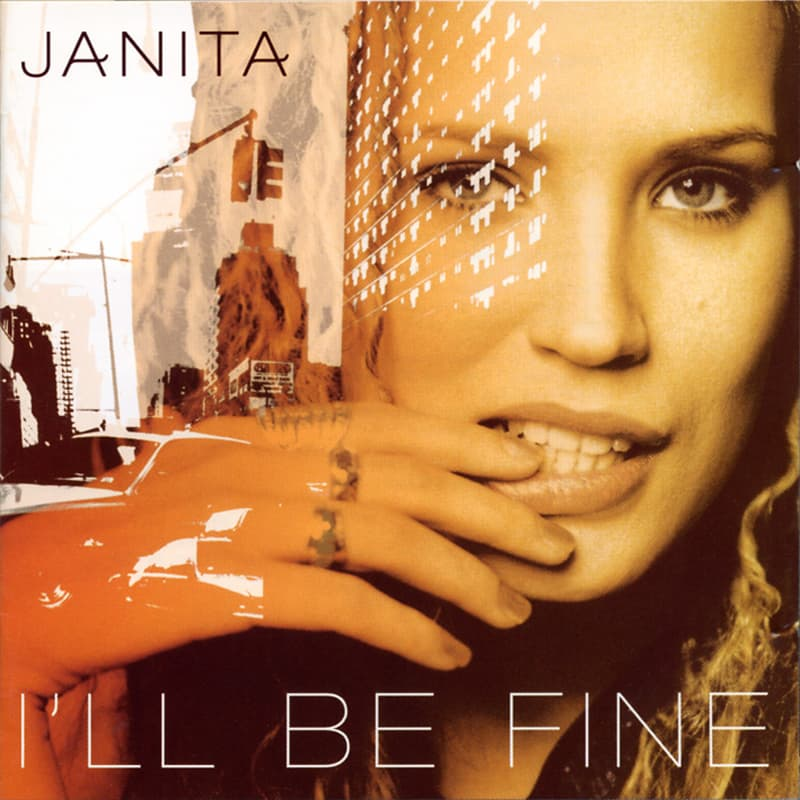 Janita - I'll Be Fine - ECR Music Group
