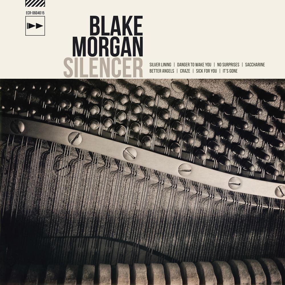 Blake Morgan - Silencer - 2018 Remastered - ECR Music Group - NYC