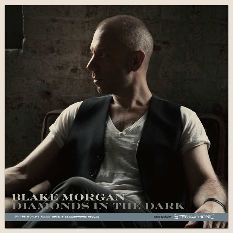 Blake Morgan - Diamonds In The Dark - ECR Music Group - Photo by Jim Herrington
