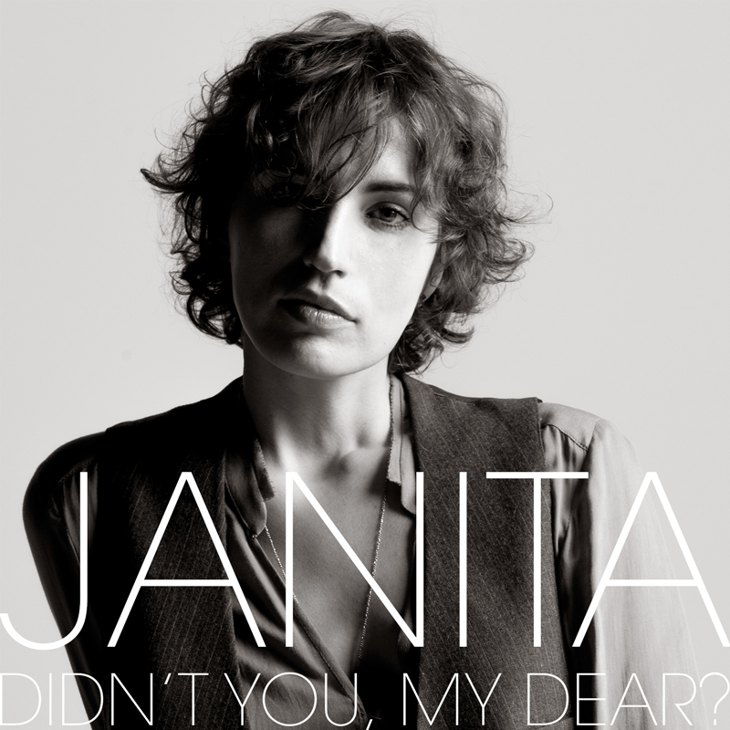 Janita - Didn't You, My Dear? - ECR Music Group