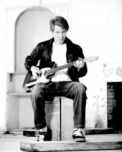 Terry Manning - Lucky Seven Records - ECR Music Group (Photo by Simon Mott)