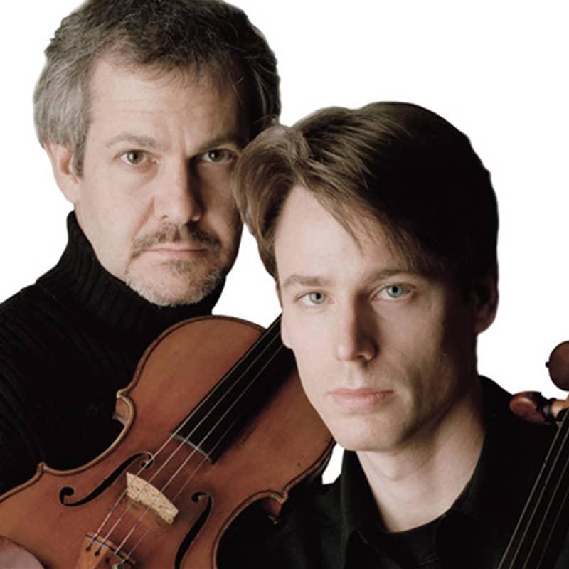 20th Century Duos - Gil Morgenstern & Darrett Adkins - ECR Music Group