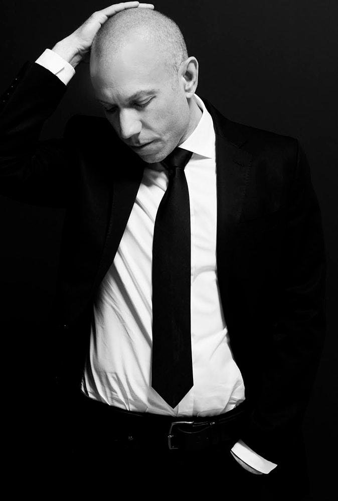 Blake Morgan - ECR Music Group - Photo by Taylor Ballantyne