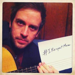 David Cloyd - #IRespectMusic - I Respect Music - ECR Music Group
