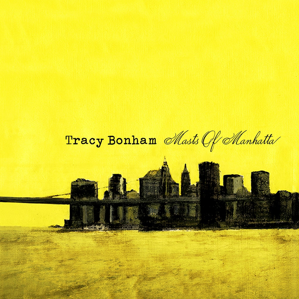 Tracy Bonham - Masts Of Manhatta - ECR Music Group - NYC