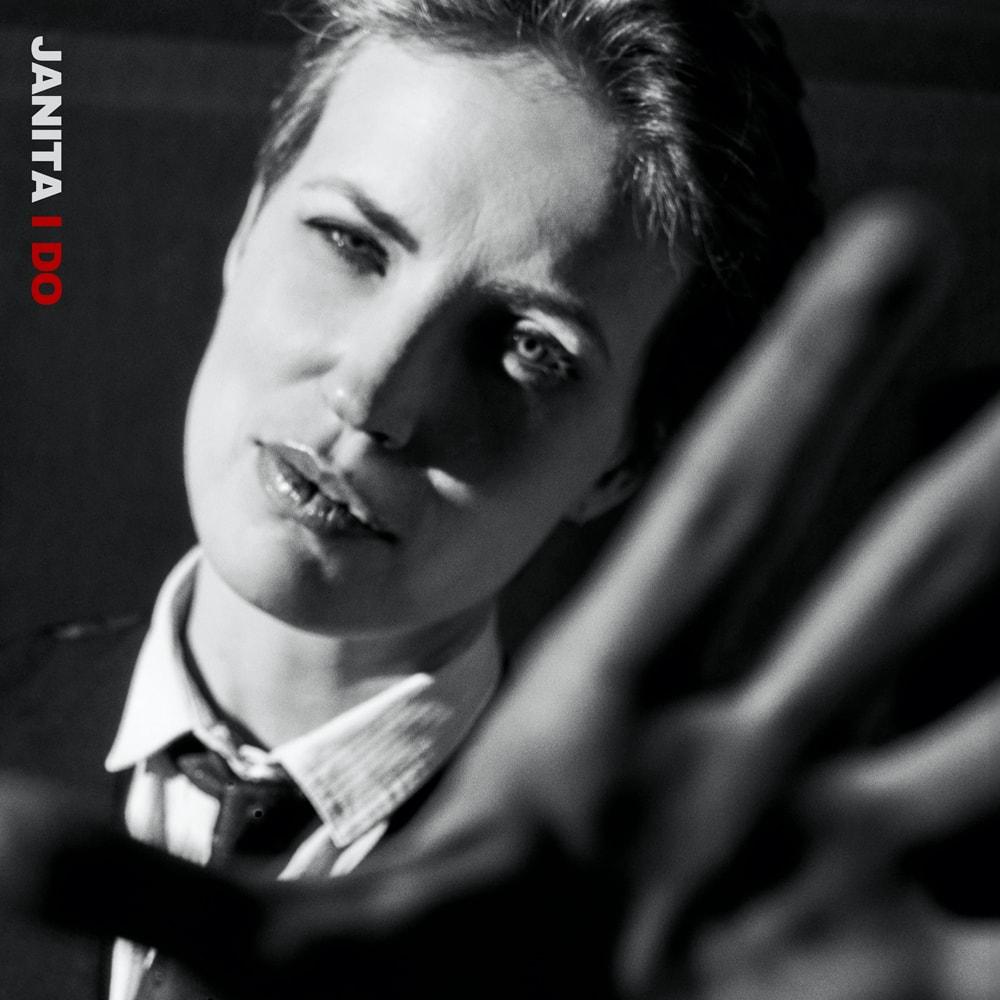 Janita - I Do - Single Cover - ECR Music Group